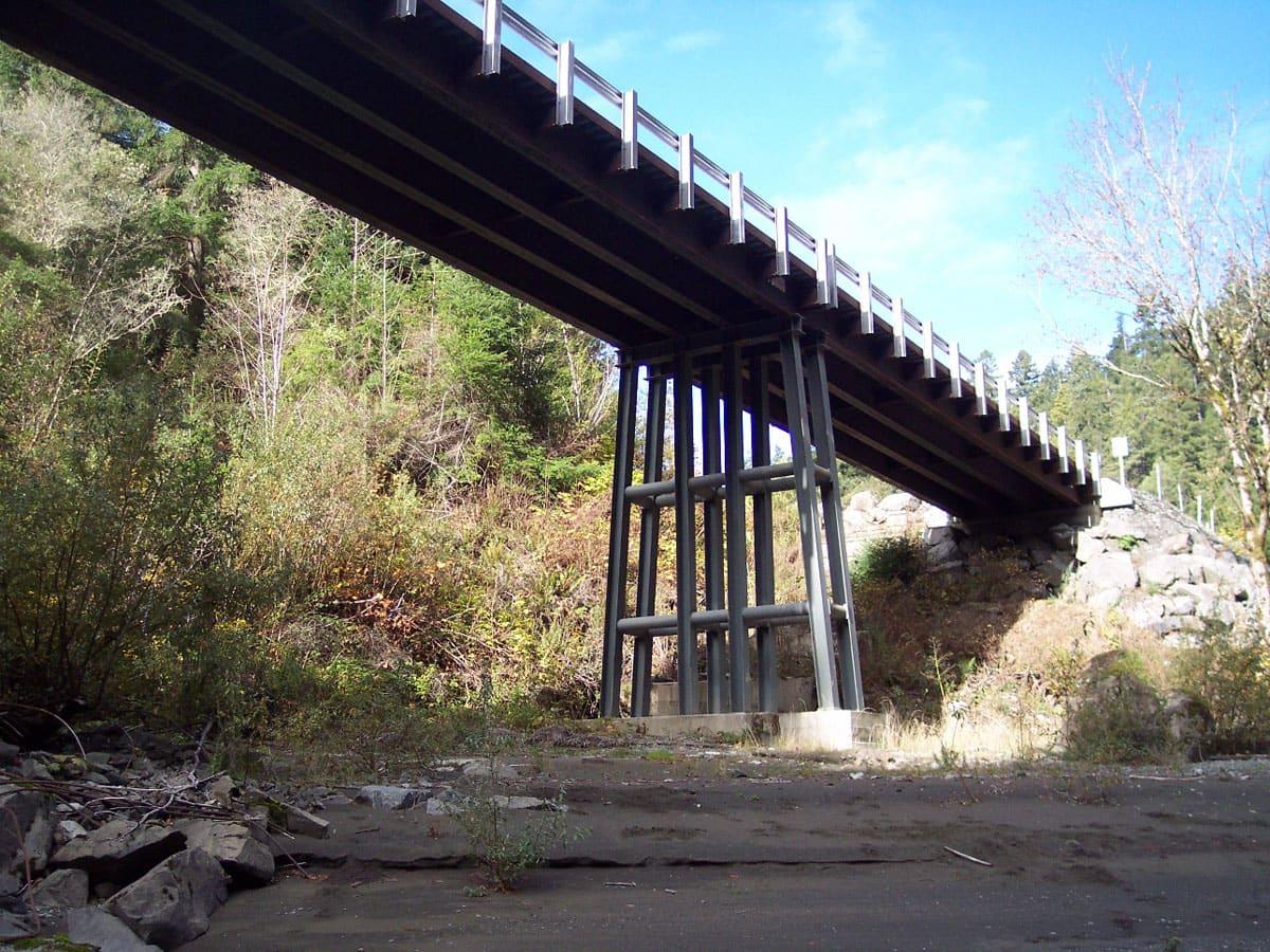 Yager No. 2 Bridge Rehabilitation
