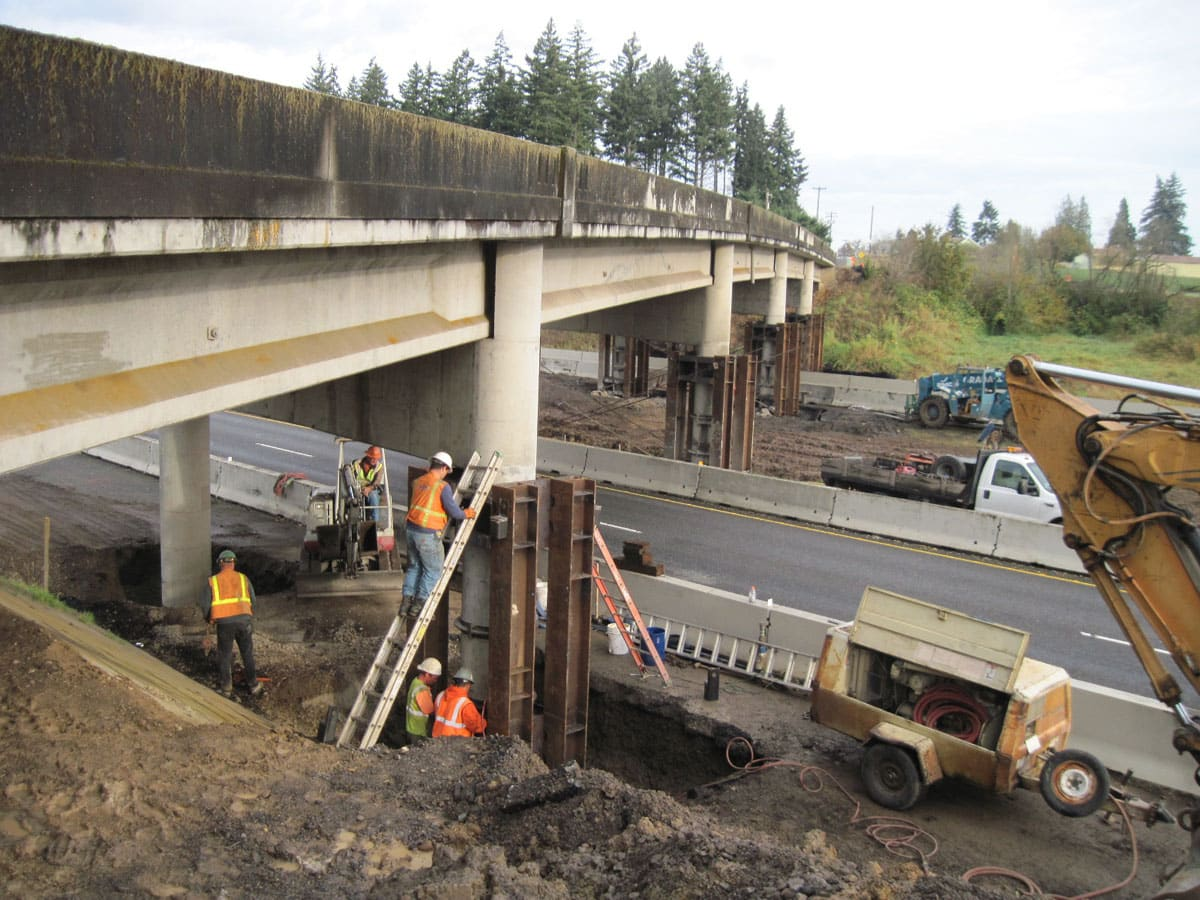 Highway 22 Vertical Clearance Improvement