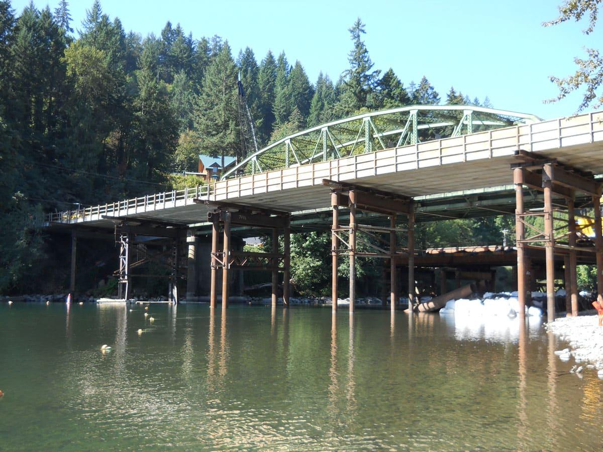 Clackamas River Bridge (Springwater Road)
