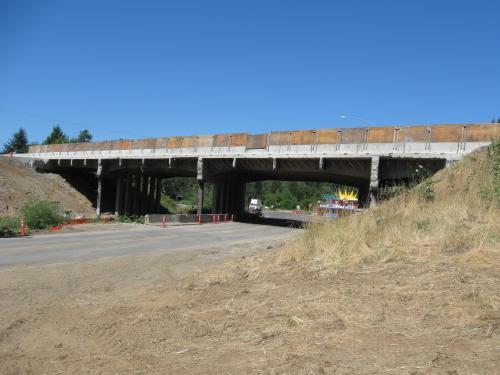 Bear Creek Bridge Demolition