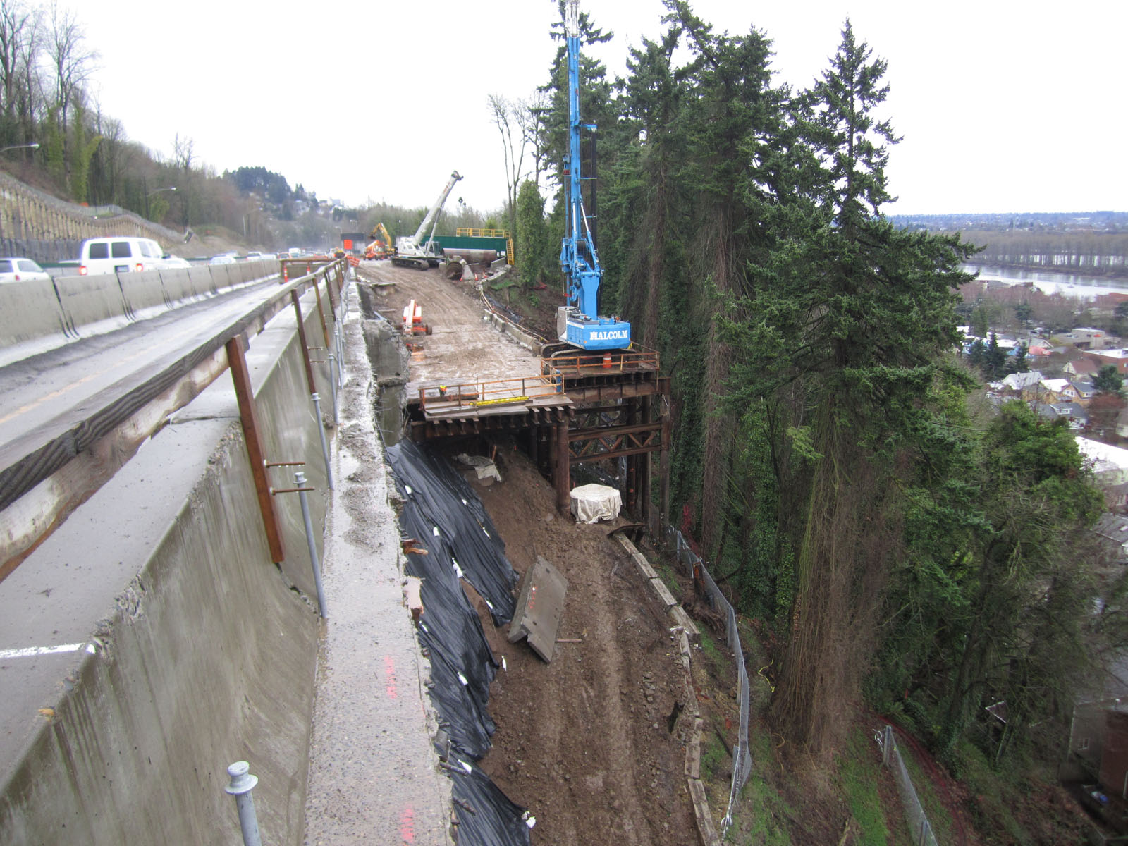 I-5: Iowa St. Viaduct Replacement