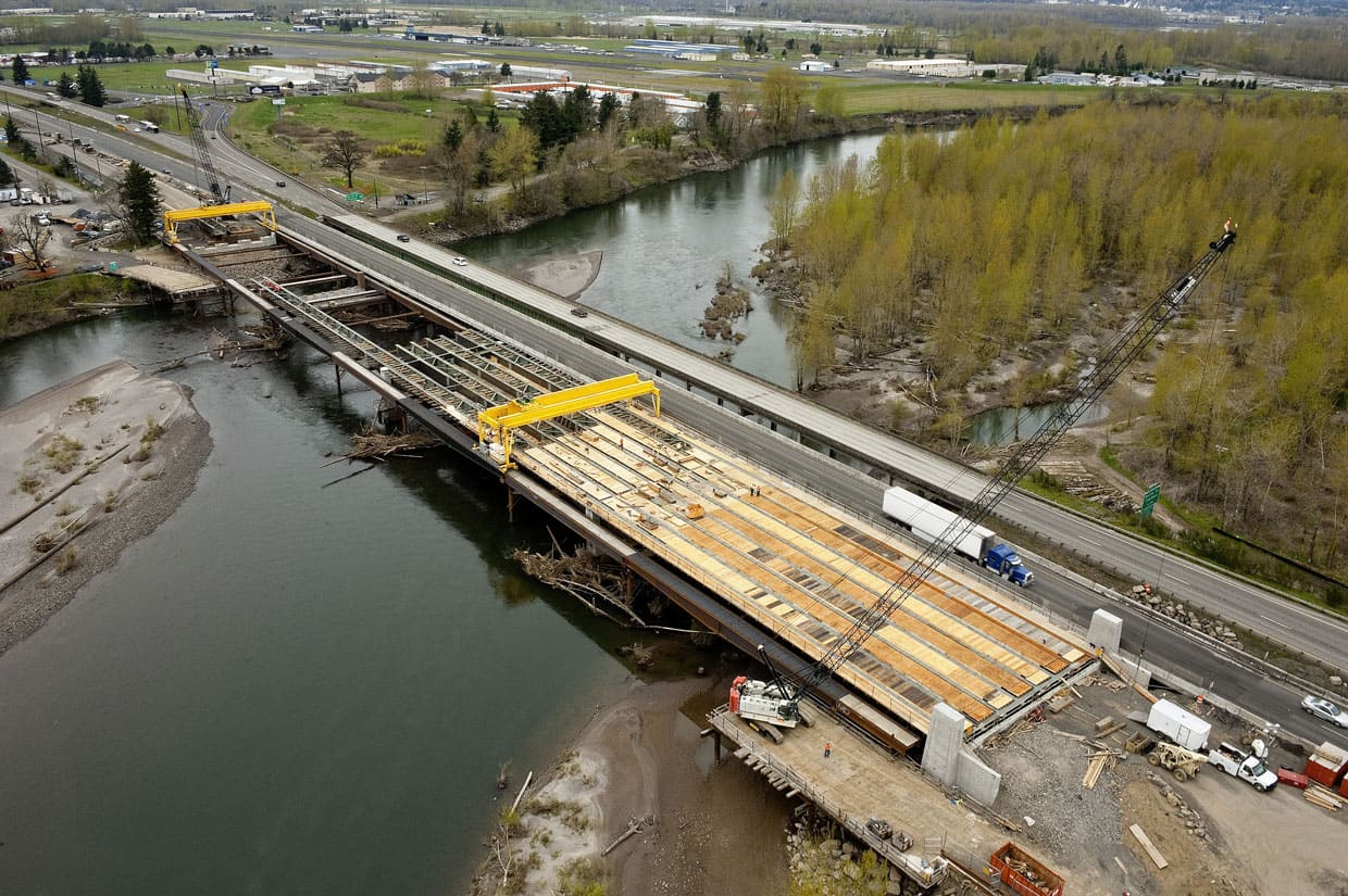 I-84 Over Sandy River Bridge Replacement