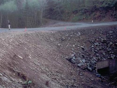 Horseshoe Bend Culvert Replacement
